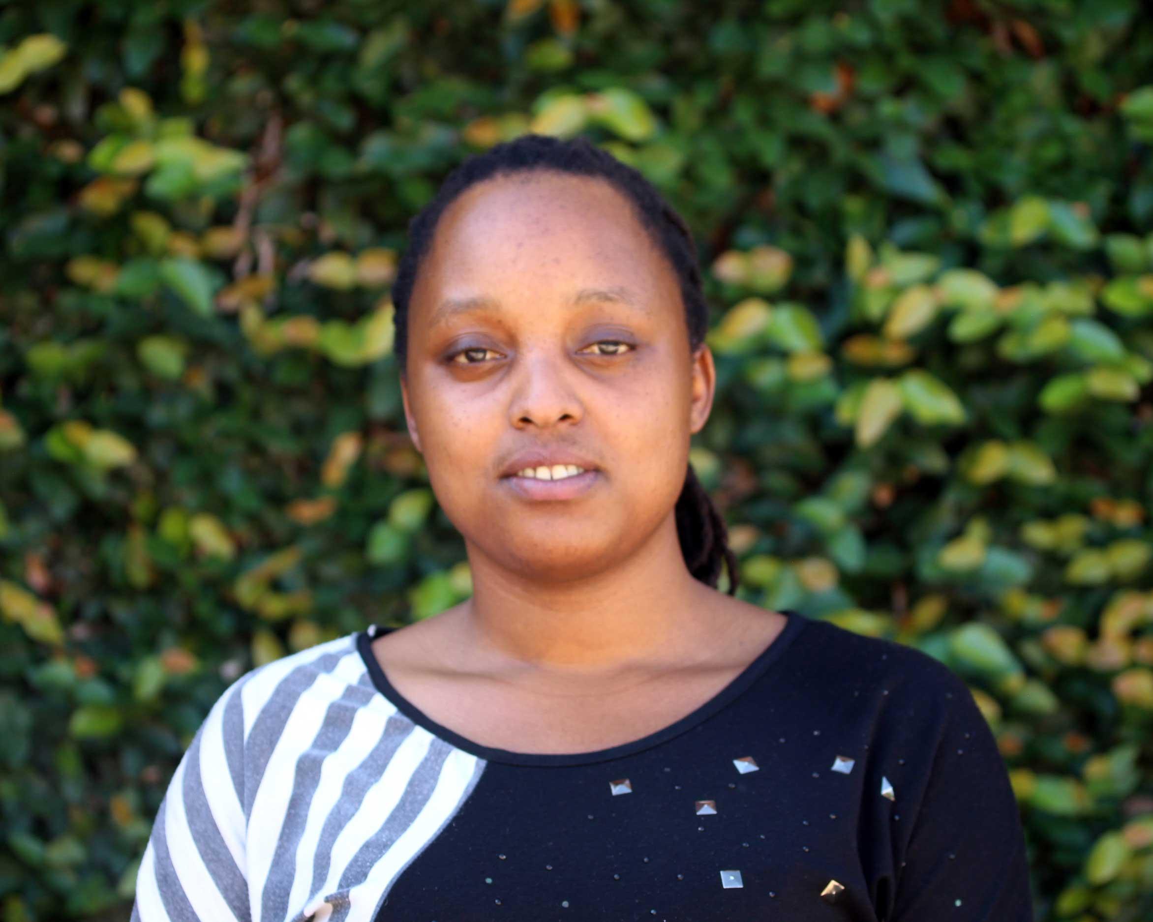 Julia Mushikiwabo