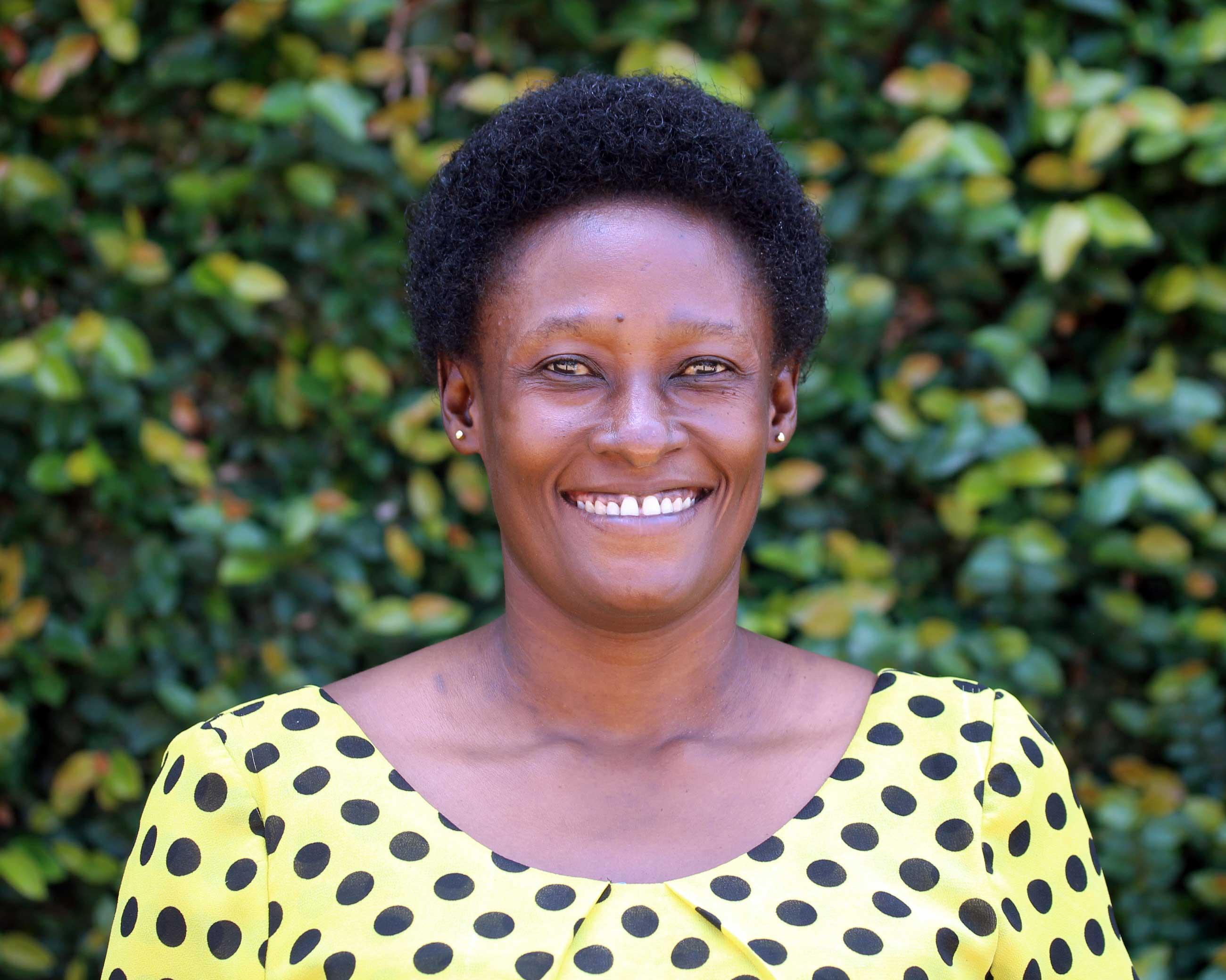 Justine Namwase