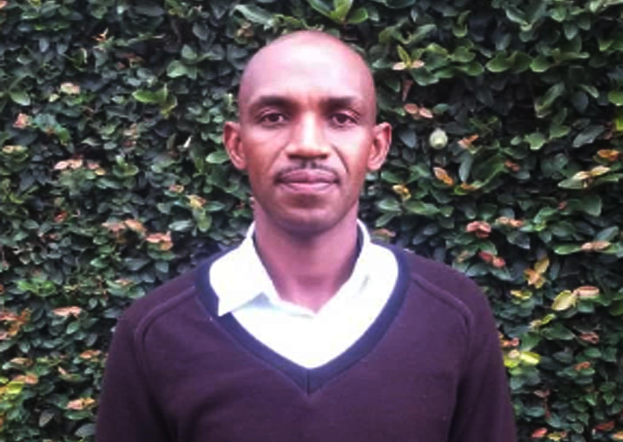 Arnold Akankwatsa